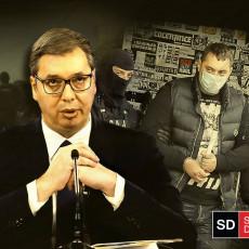 SUTRA ĆE BITI PODNETA KRIVIČNA PRIJAVA PROTIV MENE I VULINA Vučić brutalno odgovorio na pitanje o Belivuku