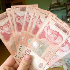 SUTRA POČINJE ISPLATA: Na račune leže i do 30.000 DINARA!