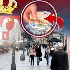 SUTRA STIŽE PRVIH 30 EVRA: Novac će biti isplaćen za 630.000 građana, ko se još uvek nije prijavio OVO JE ROK
