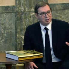SUTRA VAŽAN SASTANAK U PALATI SRBIJA: Predsednik Vučić sa ambasadorkom Kine