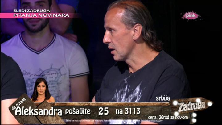 SUZANA JE ISKORISTILA NADEŽDU: Karađorđe izneo stav o sukobu dve pevačice, pa ih uporedio sa Davidom i Aleksandrom! (VIDEO)