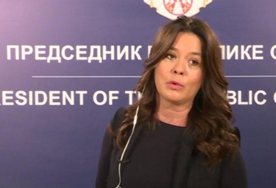SUZANA VASILJEVIĆ, SAVETNICA PREDSEDNIKA VUČIĆA O SITUACIJI U NOVOM PAZARU: Politička igra Zukorlića i Ugljanina!