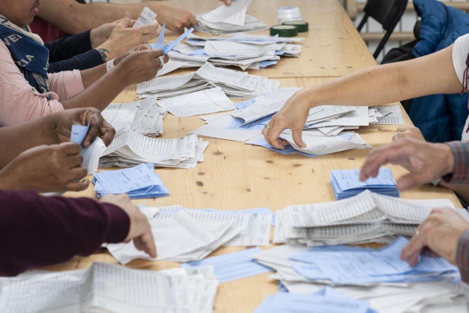 ŠVAJCARCI IZABRALI: Pobedila Narodna stranka, ali pravi uspeh ostvarili su Zeleni