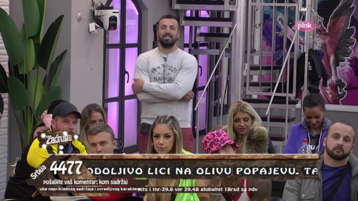 SVE ĆE BITI NA TESTU, MOŽE MI SE! Vladimir Tomović MERKA sve zadrugarke, a sada je otkrio sa kojom od njih će biti u vezi! (VIDEO)