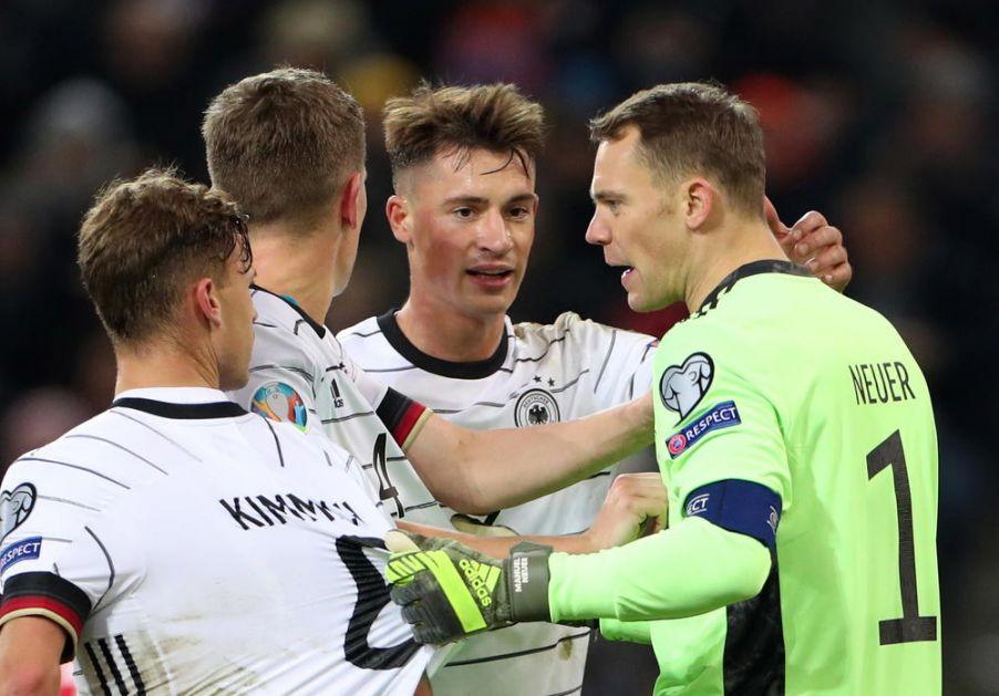 SVE JE MANJE NEPOZNANICA: Nemačka, Holandija i Austrija obezbedile plasman na Evropsko prvenstvo (VIDEO)