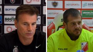 SVE JE SPREMNO ZA POLUFINALE: Oglasili se Stanojević i Lalatović pred duel u Novom Sadu!