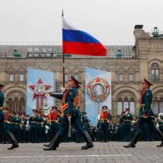 SVE JE SPREMNO ZA SPEKTAKL: Generalna proba Parade pobede završena, Moskva će zagrmeti prekosutra (VIDEO)