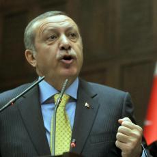 SVE JE TO NJEGOVO MASLO: Erdoganovi sledbenici učinili neoprostivo!