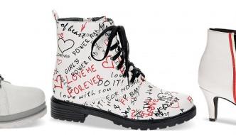 SVE SE BIJELI! Najbolji izbor bijelih gležnjača iz Planet obuće