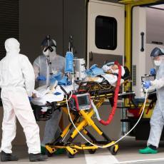 SVE VEĆI PRITISAK NA ZDRAVSTVENI SISTEM FRANCUSKE: Oboren dnevni rekord hospitalizovanih pacijenata