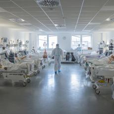 SVE VIŠE MLADIH LJUDI SA TEŠKIM KLINIČKIM SLIKAMA: Upozorenje iz kovid bolnice u Batajnici, lekari se bore za život koleginice
