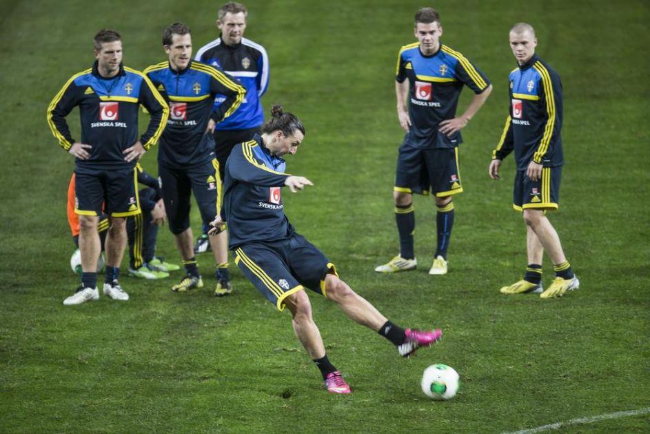 ŠVEĐANI U TRANSU! Zlatan Ibrahimović se u 40. godini vraća u reprezentaciju! POSLE 5 GODINA OPET OBLAČI NACIONALNI DRES?!