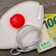 SVET SE ŠTITI OD KORONE: Napravljene maske specijalne samo za pandemije koje se i do 100 puta mogu koristiti, njihova cena će vas ŠOKIRATI!