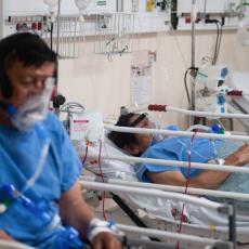 SVET U KANDŽAMA KORONE: Broj zaraženih premašio 154 miliona, Indija sve bliže da dostigne crni rekord