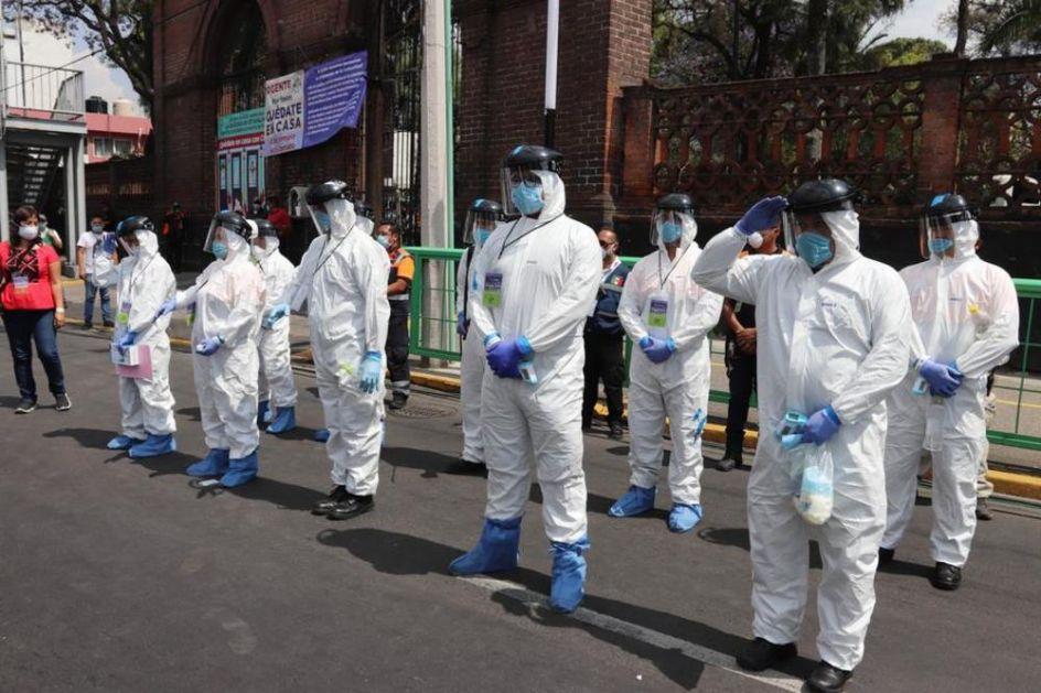 SVET U KANDŽAMA KORONE: U Meksiku preko 3.000 novih slučajeva, u Kini 19 novozaraženih, u Peruu obolelo još 2.946 ljudi