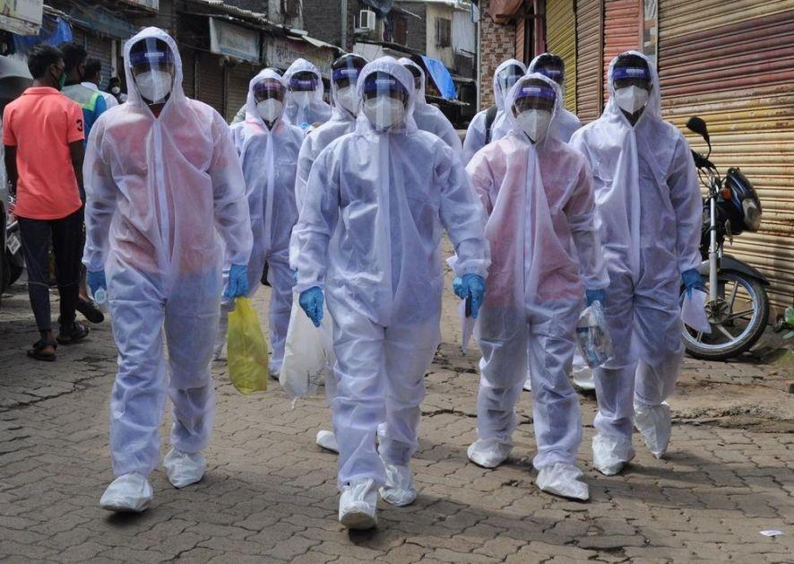 SVET U KANDŽAMA KORONE Za 24 sata 278.291 novi slučaj, u Indiji preko 61.000 novozaraženih, u Meksiku još 6.717 obolelih