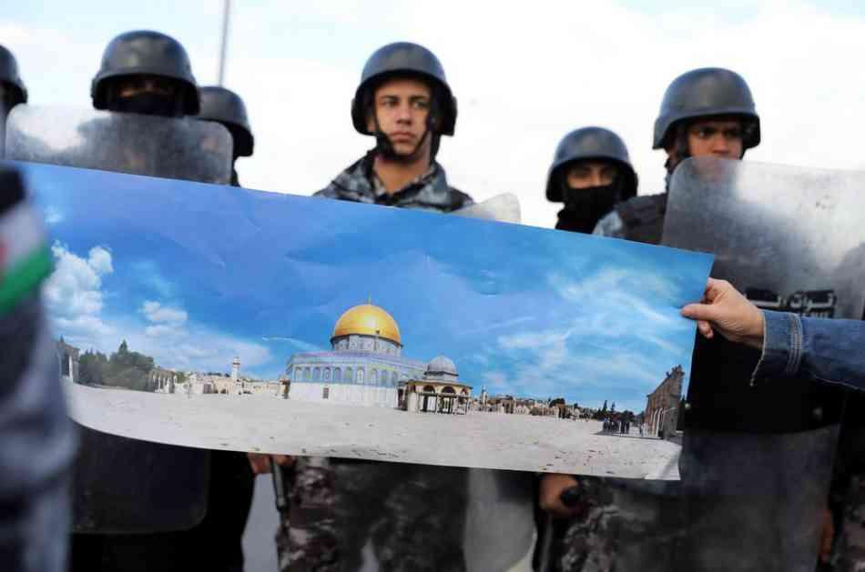 SVETI GRAD UVEK U CENTRU SUKOBA: Evo zašto je Jerusalim Pandorina kutija, koju je Tramp upravo otvorio