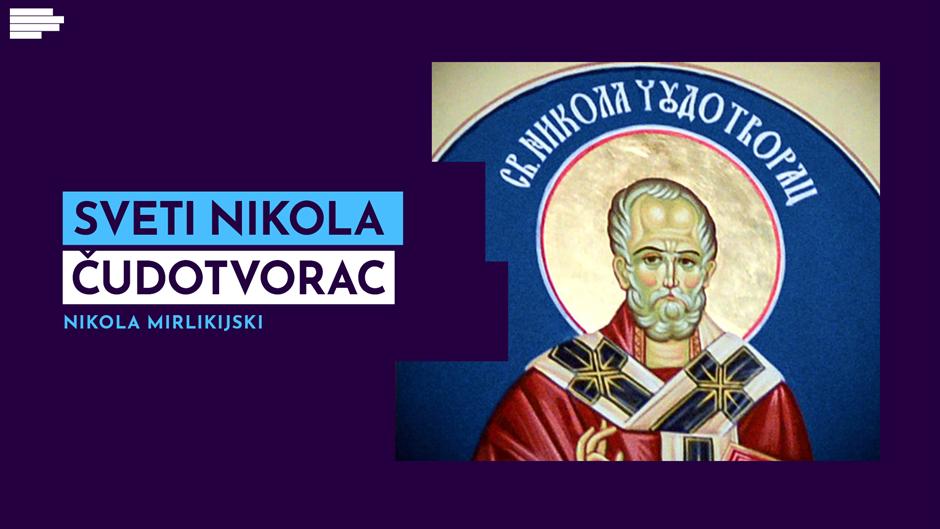 SVETI NIKOLA: Pola Srbije slavi, a pola ide na slavu