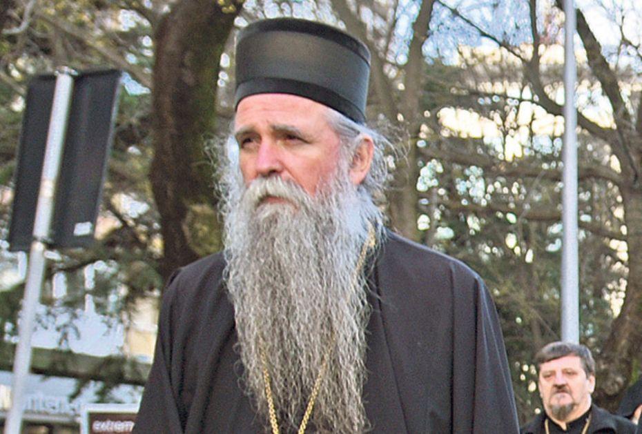 SVETI SINOD SPC DONEO ODLUKU: Vladika Joanikije postavljen za administratora Mitropolije crnogorsko-primorske