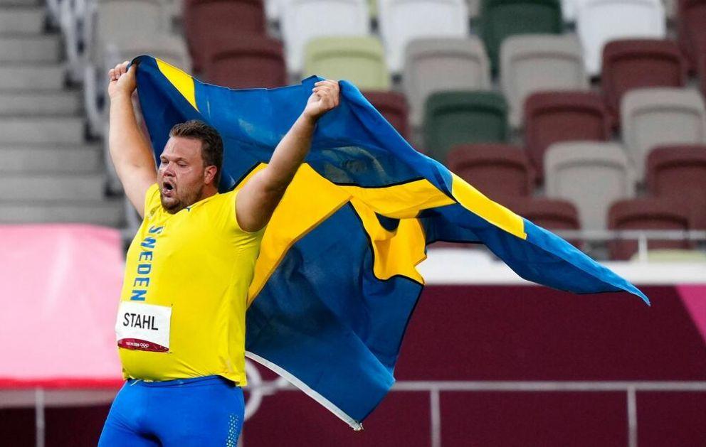 SVETSKI ŠAMPION POSTAO I OLIMPIJSKI: Daniel Stol osvojio zlato na OI u Tokiju