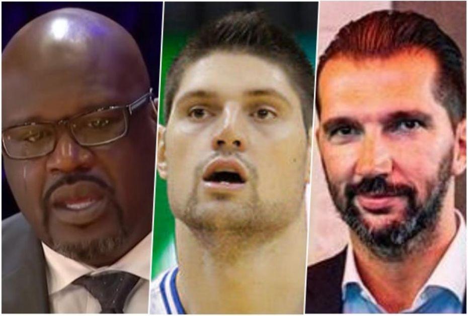 SVI KOJI SE PREZIVAJU NA VIĆ ZNAJU DA ŠUTIRAJU: Legenda NBA VIKALA i navijala za Vučevića, pa pomenula i Stojakovića VIDEO