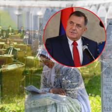 SVI KOJI SU GLASALI ZA REZOLUCIJU O SREBRENICI NISU DOBRODOŠLI U SRPSKU Dodik oštro o sramnom postupku poslanika Crne Gore