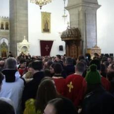 SVI SMO MI SINOVI I KĆERI JEDNOG BOGA Crkva pozvala na mir i slogu u Nikšiću uoči izbora