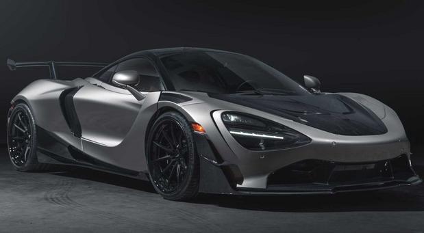 SWAE McLaren 720S Widebody