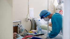 SZO: Evropa prešla milion umrlih od kovida-19