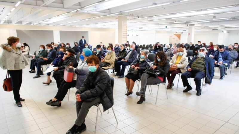 SZO: Više od milion žrtava Kovida 19 u Evropi