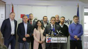 SZS: Ono što Vučić nudi evroparlamentarcima jeste obmana koju su građani Srbije prozreli