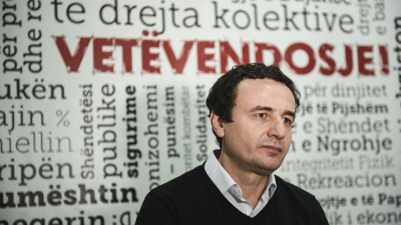 Sa Kurtijem bi sve srpske političke stranke