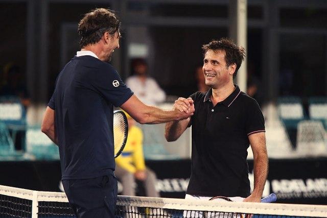 Sa Novakom ne možete da imate isti odnos kao sa Rafom i Rodžerom