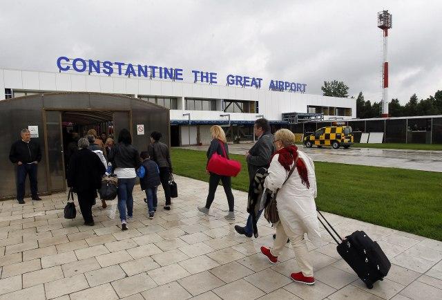 Sa niškog aerodroma neće biti oterane lou kost kompanije VIDEO