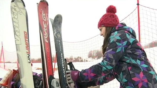 Sa vaučerom na skijanje na Besnoj Kobili