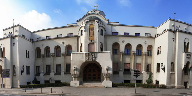 Sabor SPC u kripti hrama 23. ili 24. maja, izbor tri episkopa