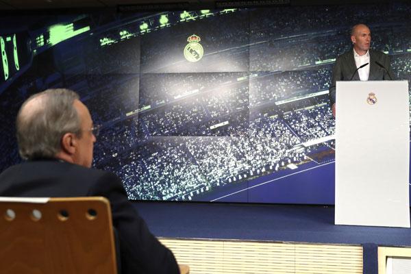 Sad ili nikad - On će biti novi trener Real Madrida?!