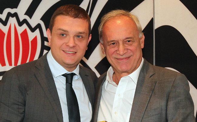 Sad je na potezu uprava Partizana, hoće li se crno-beli pojačati do trećeg kola? Brazilac je nova meta! (video)