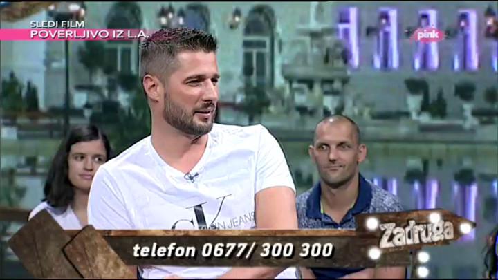 Sada je sve jasnije! Marko Miljković otvoreno priznao kakva je osećanja gajio prema Dragani Mitar i ZAŠTO JE BUDILA ČUDOVIŠTE U NJEMU! (VIDEO)