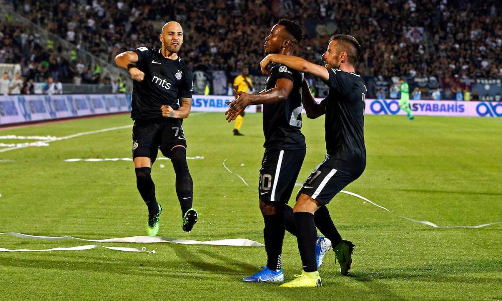 Sadik: Hvala Partizanu na ukazanom poverenju, uzvraćam golovima