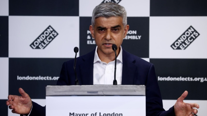 Sadiq Khan ponovo gradonačelnik Londona