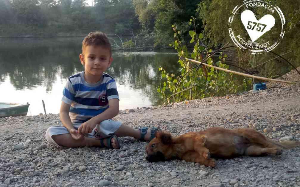 Sahranjen mali Dušan, dečak koji je ujedinio Srbiju