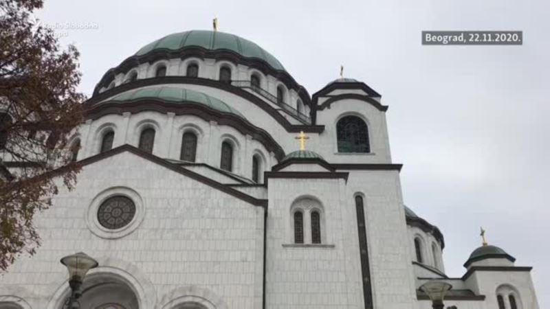 Sahranjen patrijarh SPC Irinej