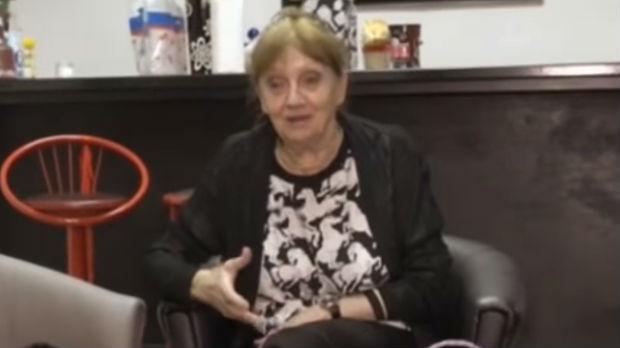 Sahranjena Slobodanka Caca Aleksić