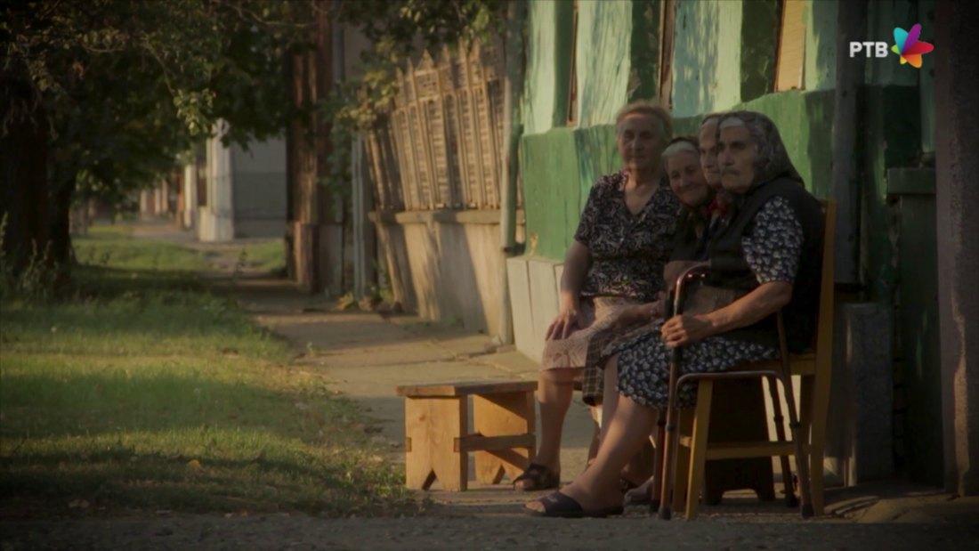 Sajam penzionera u Somboru