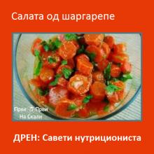 Salata od sargarepe