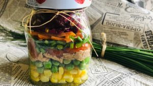 Salata u tegli (recept)