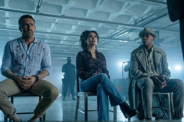 Salma Hajek je prevarantkinja u novom filmu sa Rajanom Renoldsom VIDEO