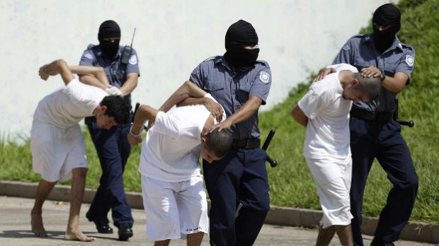 Salvador, više od 400 uhapšenih u akciji protiv bande MS-13