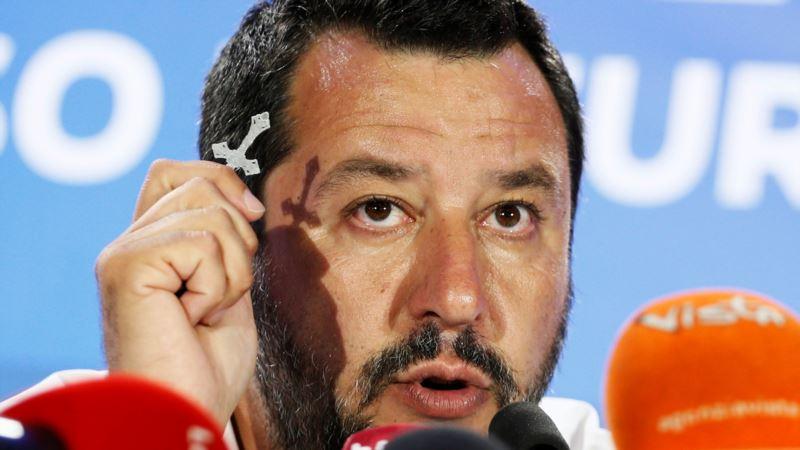 Salvini spreman da govori o ruskim vezama